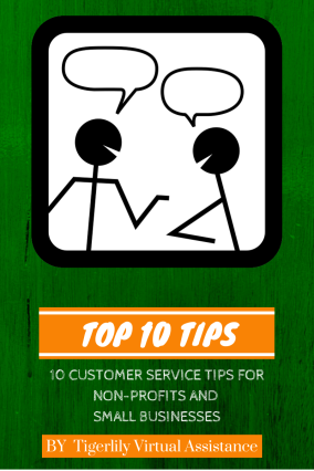Top 10 Customer Service Tips