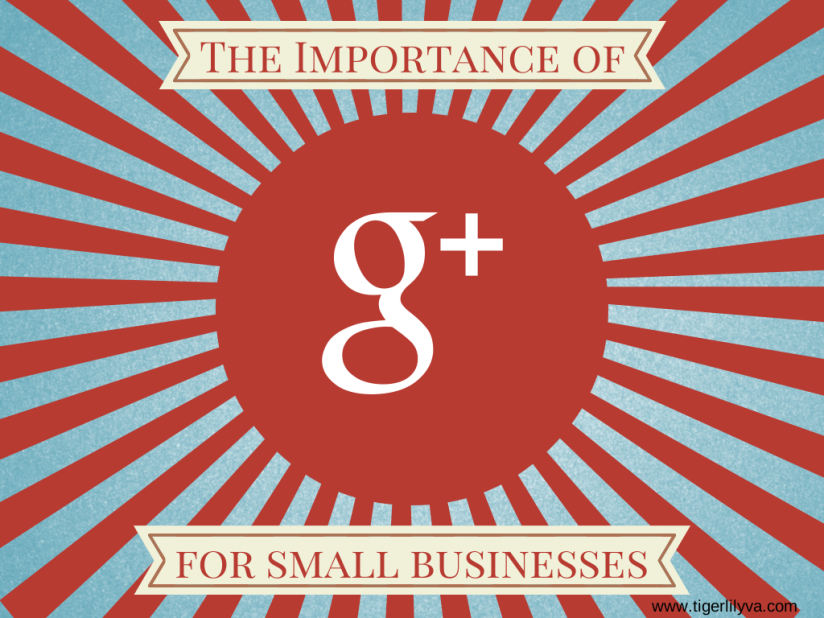 The Importance of G+