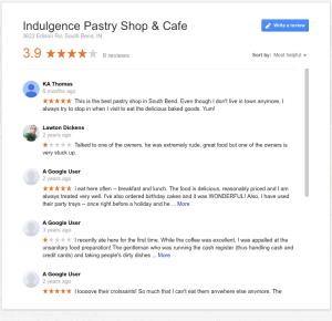 Indulgence.reviews