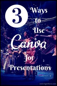 3 ways to use canva