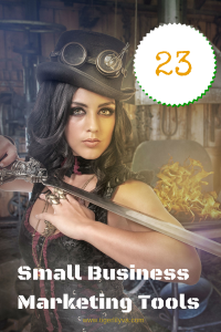 23 Small Business Marketing Tools