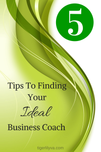 5 Tips to Finding Your Ideal Business