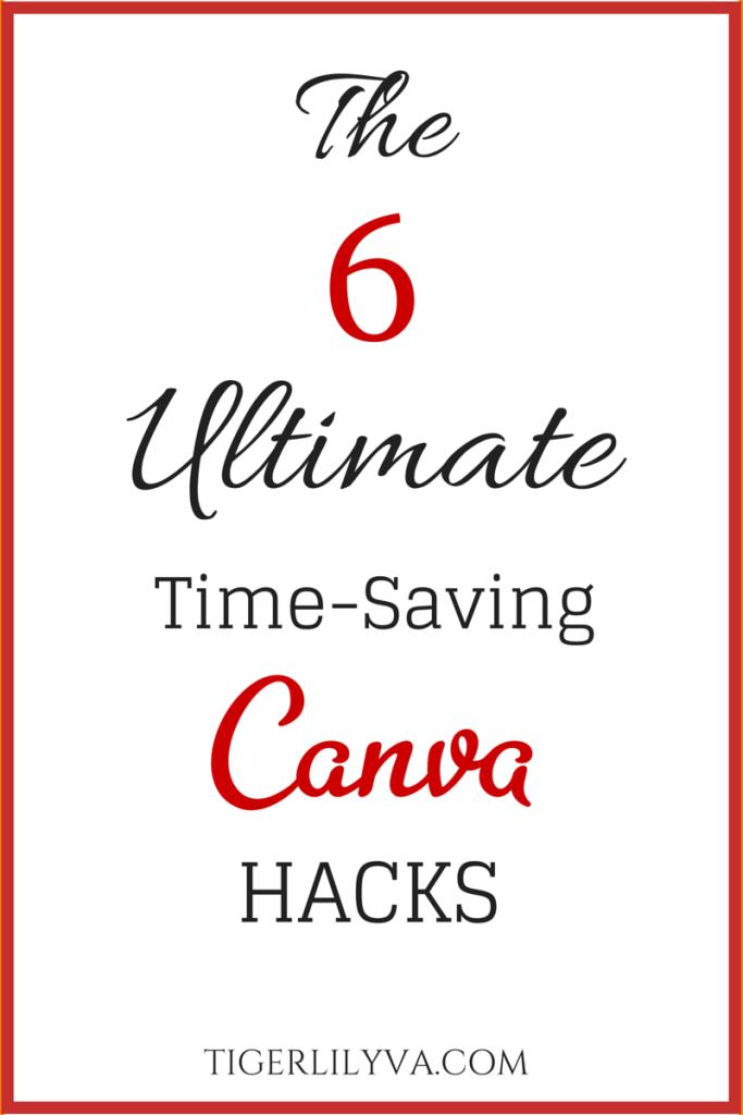 6 Canva Hacks